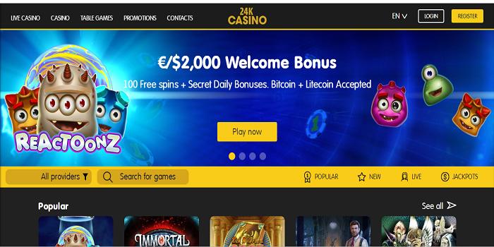 Beste bitcoin casino 2020
